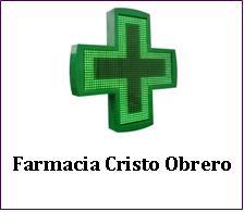 FARMACIA CRISTO OBRERO