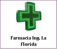 FARMACIA ING. LA FLORIDA