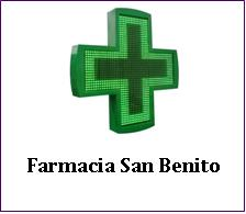 FARMACIA SAN BENITO