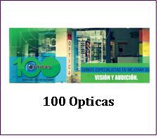 100 Opticas
